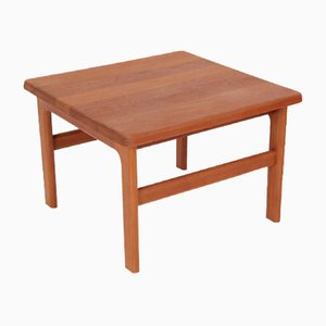 Coffee Table in Solid Teak from NIels Bach, 1970s