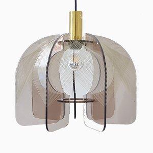 Lampe à Suspension par Paul Secon pour Sompex, 1970s