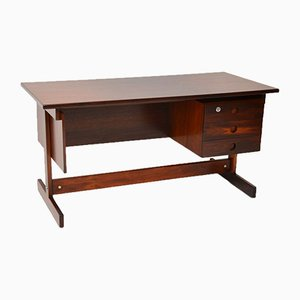 Brazilian Rosewood Clara Desk by Sergio Rodrigues for OCA, 1960s