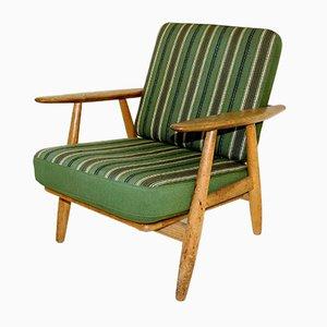 GE 240 Cigar Chair von Hans J. Wegner für Getama, Denmark, 1960er