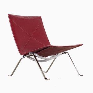 PK22 Sessel von Poul Kjærholm für E. Kold Christensen, Dänemark, 1956, 2er Set
