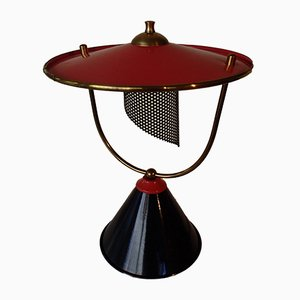 Mid-Century Table Lamp by Mathieu Matégot