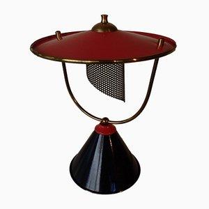 Mid-Century Tischlampe von Mathieu Matégot