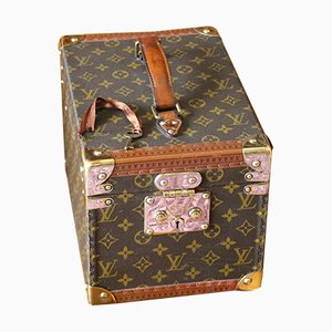 Train Beauty Case by Louis Vuitton, 1980s