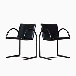 Circle-1 Armchairs by Pierre Mazairac & Charles Boonzaaijer for Metaform, 1979, Set of 4