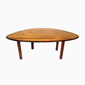Rosewood Galet Coffee Table, Sweden, 1960s