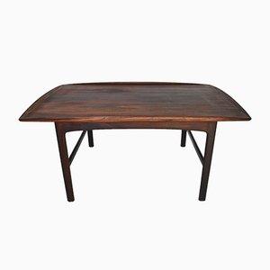 Table Basse Modèle Frisco Moderne en Palissandre par Folke Ohlsson pour Tingströms, Danemark, 1960s