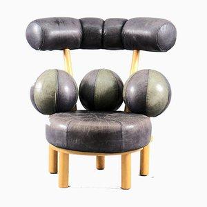 Vintage Armlehnstuhl von Peter Opsvik für Stokke, Norwegen