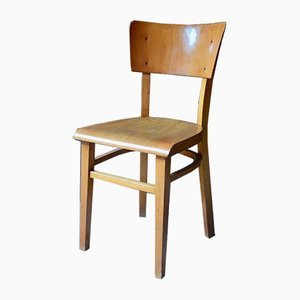 Chaises de Bistrot de Thonet, 1960s, Set de 4