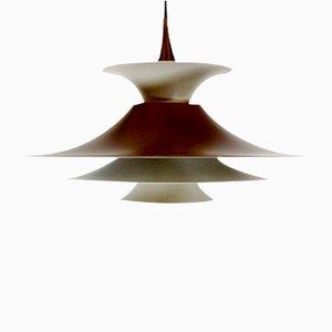 Corolles Ceiling Lamp, Denmark, 1960s