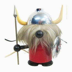 Modell Olaf the Viking Neuheit Tischlampen von Oldtimer Ferrari, 1970er, 2er Set