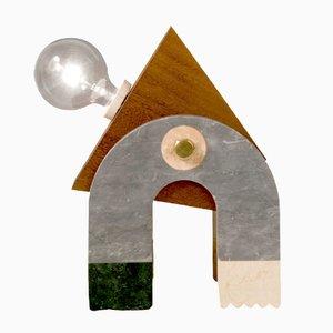 Charlie Tischlampe von Lucia Massari für Mandruzzato Marmi e Graniti