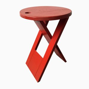 Vintage Stool by Roger Tallon for Sentou, 1970s