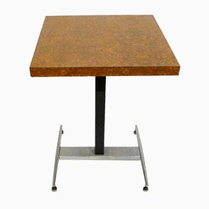 Mid-Century Square Bistro Table