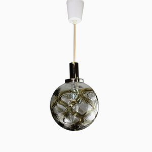 Murano Glass Ball Ceiling Lamp, 1960s