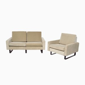 Modular Conseta Living Room Set by F.W. Möller for Cor, 1960s, Set of 2