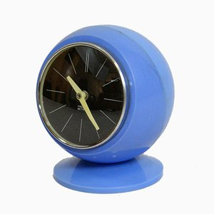 Vintage Space Age Clock from Predom Metron, 1970s