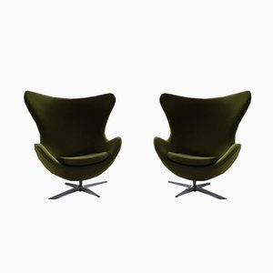 Egg Chair by Arne Jacobsen for Fritz Hansen, 2002