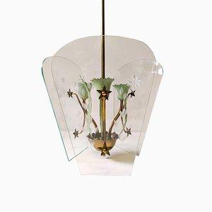 Lampe à Suspension de Fontana Arte, 1940s