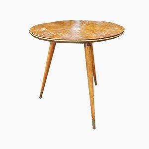 Vintage Tripod Side Table, 1960s