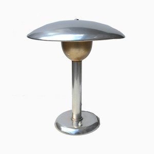 Italian Art Deco Ministerial Table Lamp, 1930s