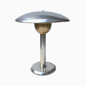 Italian Art Deco Ministerial Table Lamp, 1930s