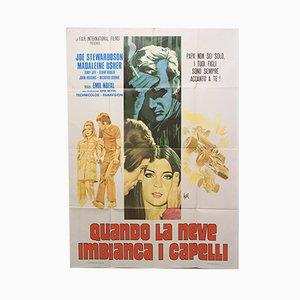 Quando La Neve Imbianca I Capelli Filmposter, 1974