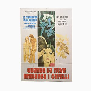 Quando La Neve Imbianca I Capelli Movie Poster, 1974