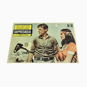 Rappresaglia Film Poster, 1950s