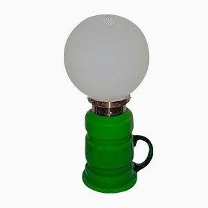 Lampe de Bureau avec Poignée de Mazzega, 1970s