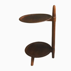 Vintage Danish Side Table from Edmund Jørgensen, 1950s
