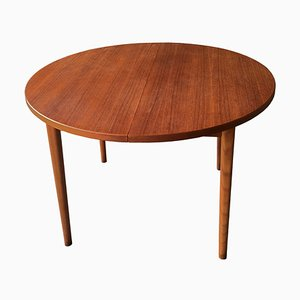 Teak Dining Table by Nils Jonsson for Hugo Troeds, 1960s