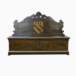 Antique Decorated Chest
