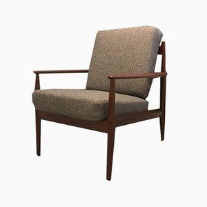 Lounge Chair by Grete Jalk for France & Søn / France & Daverkosen, 1960s
