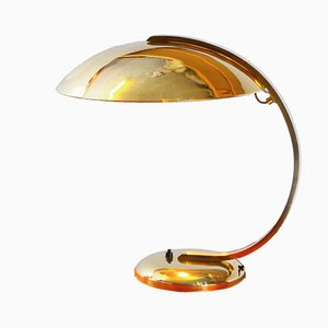 Brass Table Lamp by Egon Hillebrand for Hillebrand Lighting, 1950s