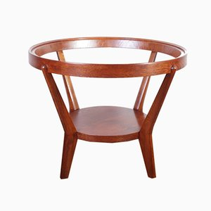 Mid-Century Coffee Table by K. Koželka & A. Kropáček for Interier Praha, 1960s