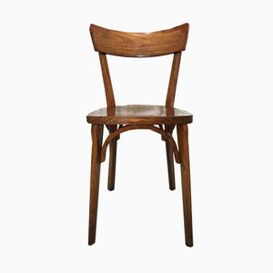 Mid-Century Bistro Chairs, Set of 16