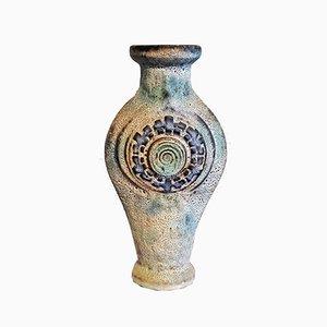 Mid-Century Keramik Maya Decor Vase 7111/30 von Jopeko Keramik