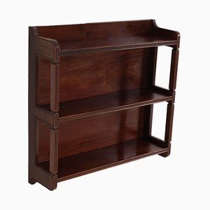 Art Nouveau Mahogany Shelf by K.P.C. de Bazel