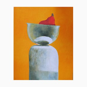 Julio LARRAZ - Solstice, 2007, lithographie