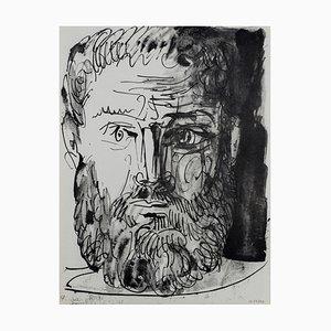 Pablo PICASSO (nachher) - Lithographie