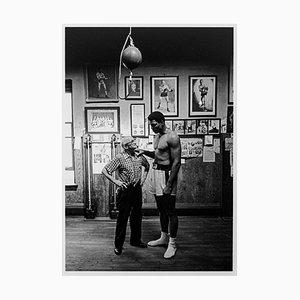 Thomas HOEPKER - Muhammad Ali, 1966, signierte Druck in limitierter Auflage