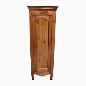19th Century Blonde Solid Birch Cabinet