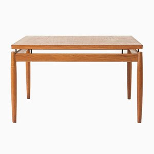 Danish Coffee Table by Grete Jalk for France & Søn / France & Daverkosen, 1960s