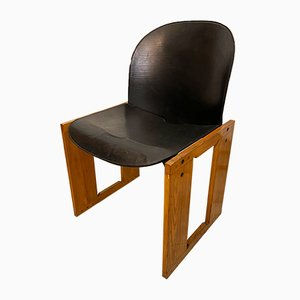 Vintage Dialogo Dining Chair by Tobia & Afra Scarpa for B&B Italia / C&B Italia