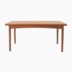 Danish Teak Convertible Coffee Table from Frem Røjle, 1960s