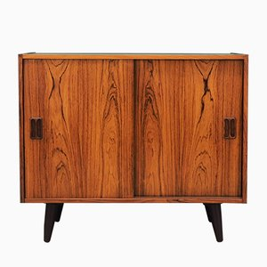 Vintage Danish Rosewood Cabinet by Niels J. Thorsø, 1970s