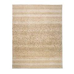 Alfombra maya de lana de Asha Design