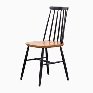 Mid-Century Stuhl im Tapiovaara Stil, 1950er