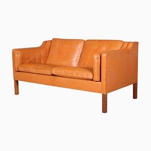 2-Sitzer Sofa von Børge Mogensen für Fredericia